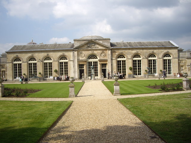 Sculpture Gallery, Woburn Abbey