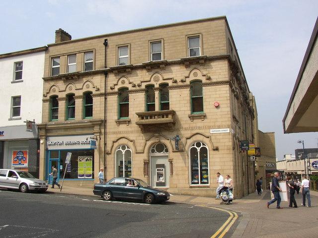 Building Society Huddersfield