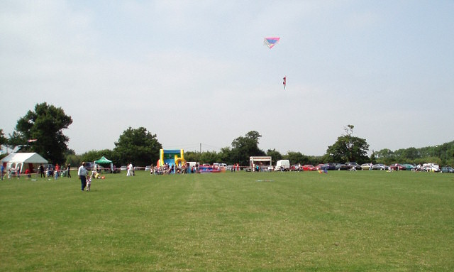 Heart Of England Kite Day, 2007