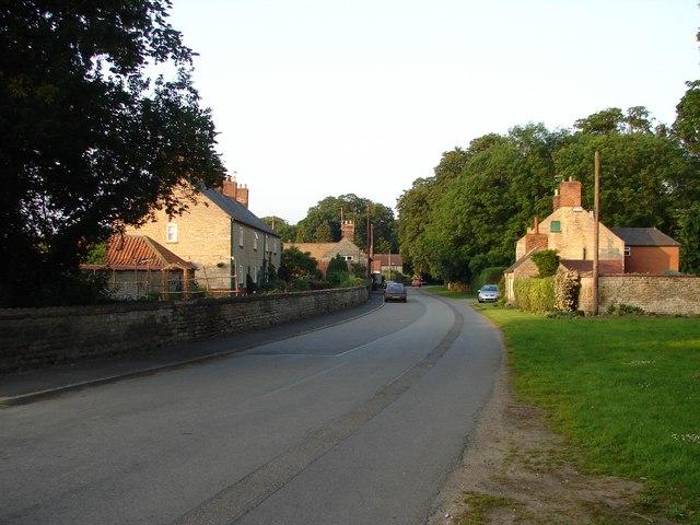 Blankney Village