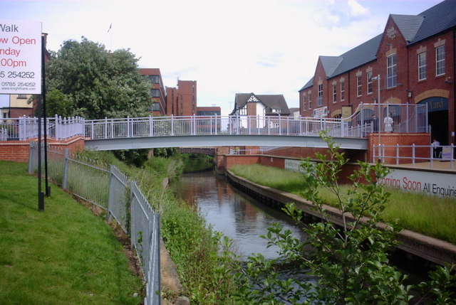 Riverside Walk, Stafford