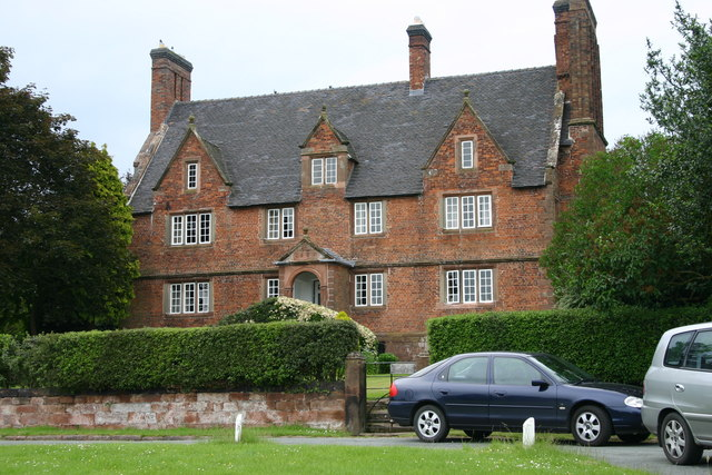 Forton Hall, Forton, Staffordshire