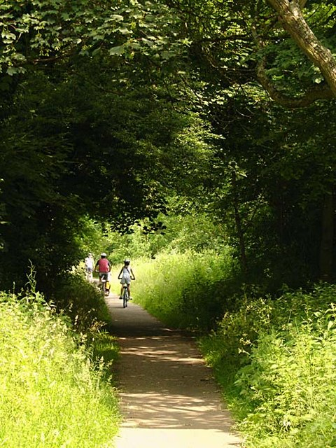 Stroud Valley Cycle Path
