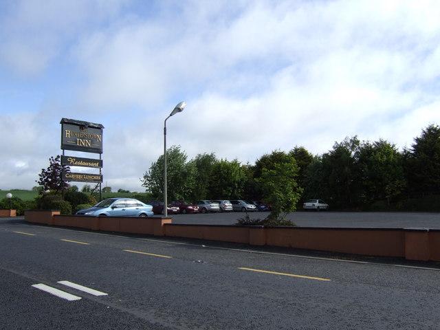 Hunterstown Inn car park
