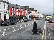 H8403 : Town centre, Carrickmacross, Co. Monaghan by Jonathan Billinger