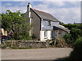 SX3278 : Cottage in Trebullett by Derek Harper