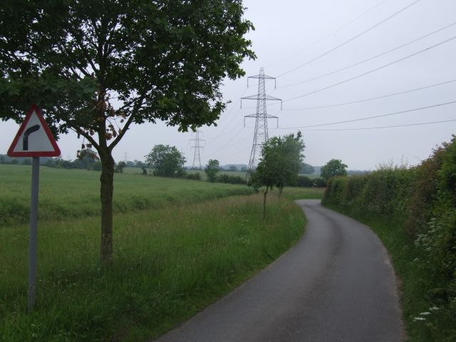 Pylons and Bend