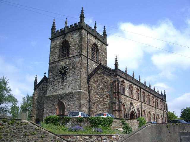 St Michael's Church, Workington