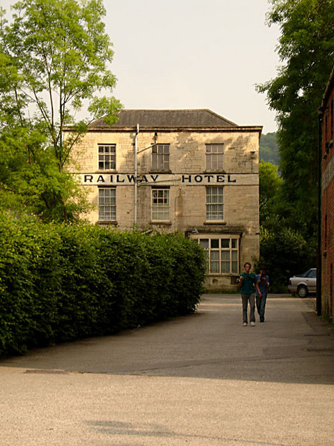 Railway Hotel, Nailsworth
