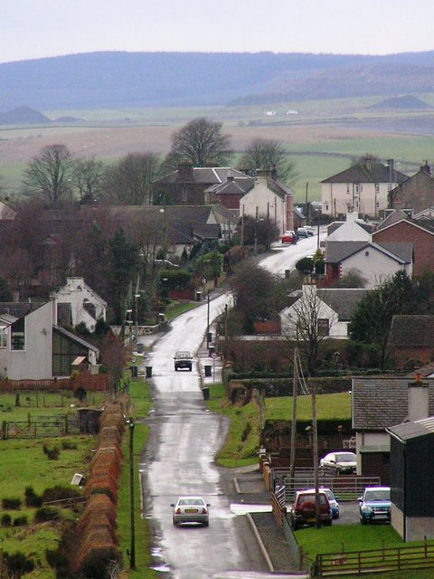 Mansfield Road,  New Cumnock