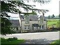 NS4607 : House on Minnevey farm road by James Allan