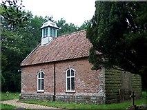 TF3770 : St Helen, Aswardby by Dave Hitchborne