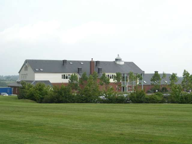 Clubhouse at Wychwood Golf Club