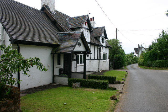 Riverside and Greenhill Cottages.