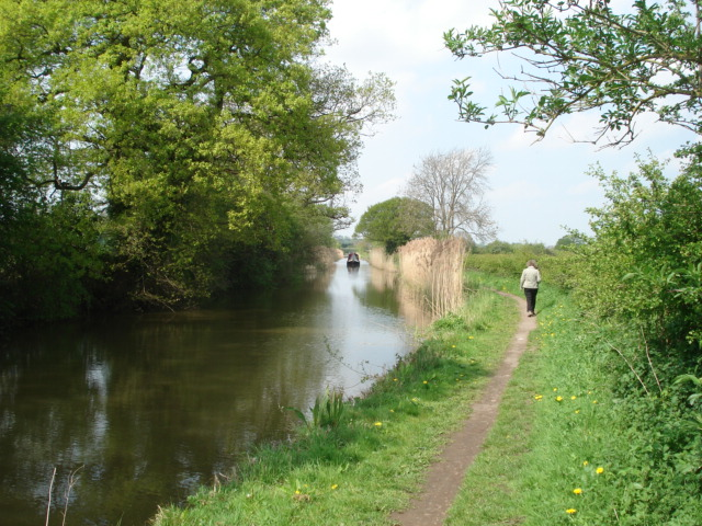 Worcester & Birmingham Canal near Shernal Green