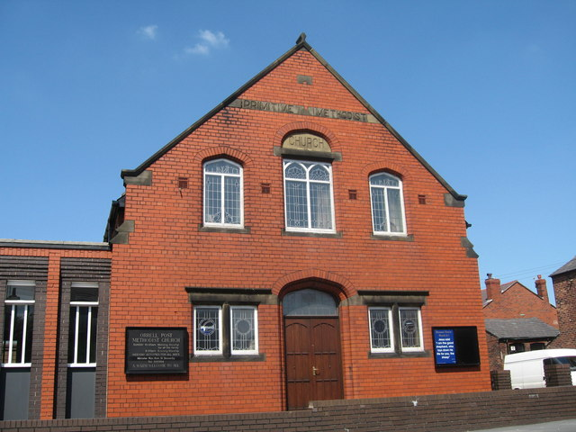Orrell Post Methodist Chapel