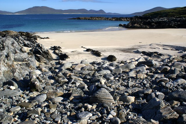 Taransay - Secluded Beach