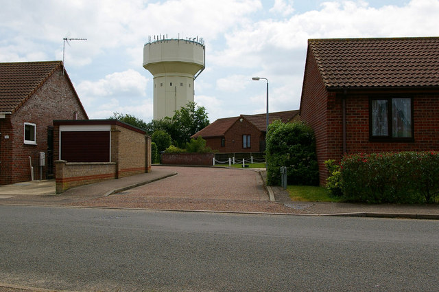 Caister Water Tower