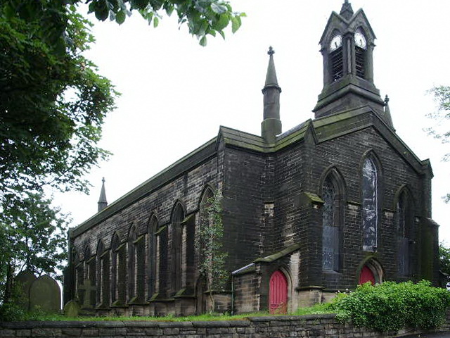 St John the Baptist Church, Smallbridge