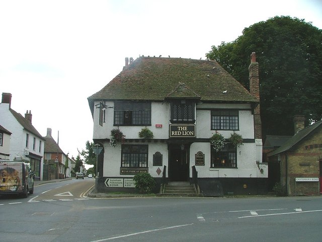 The Red Lion, Wingham, Kent