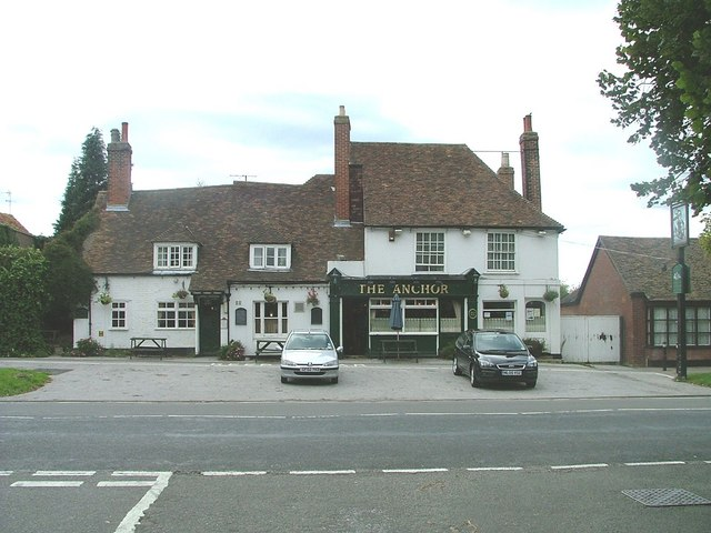 The Anchor, Wingham, Kent