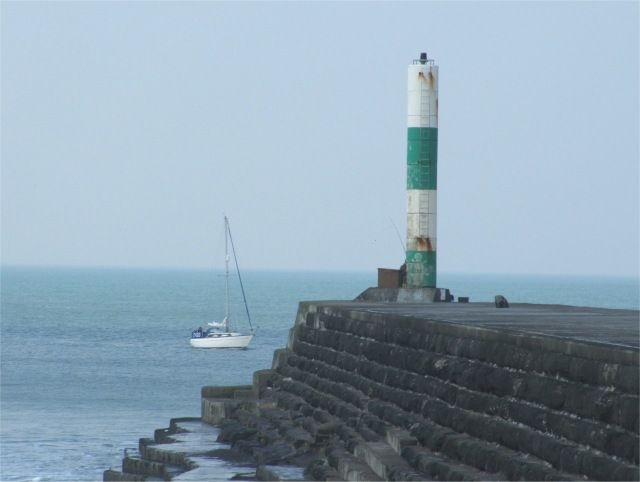 Coming to Harbour - Tan-y-Bwlch (Aberystwyth)