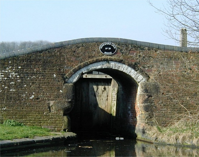 Hinksford Lock Bridge (No 39) - Swindon