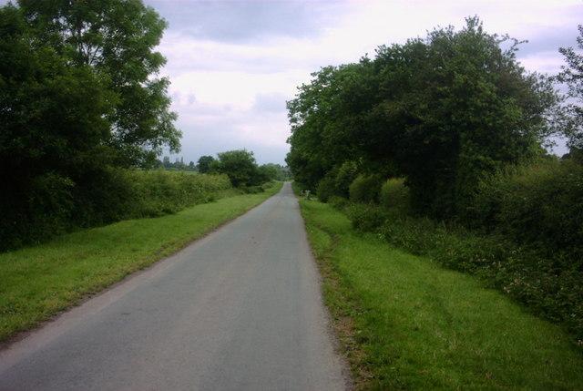 Straight Lane