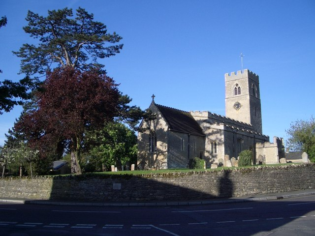 St Michael's Church, Lavendon