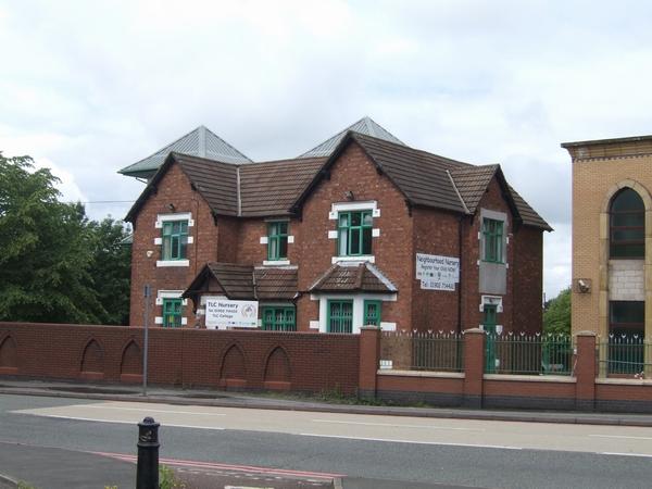 Tlc Nursery In Waterloo Road