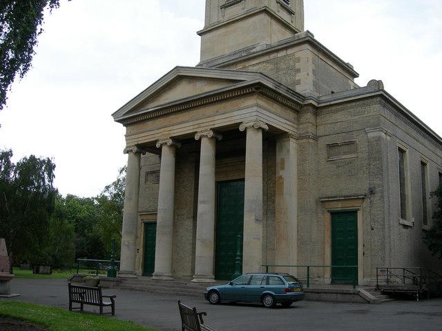St James Church, Thurland Road, SE16 (1)