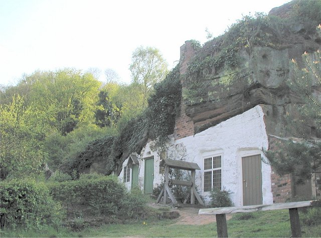 Rock Houses - Kinver Edge