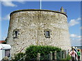 TM3237 : Martello Tower by Keith Evans