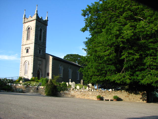 Saint Fiaacs, Clonegal