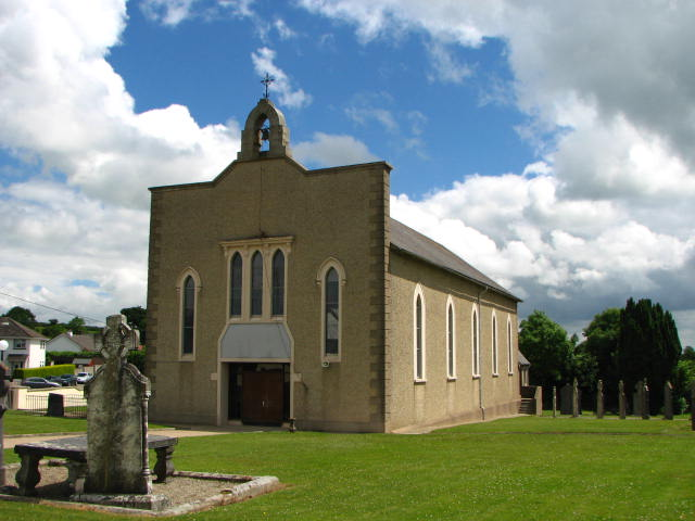 All Saints Church, Castledockrell