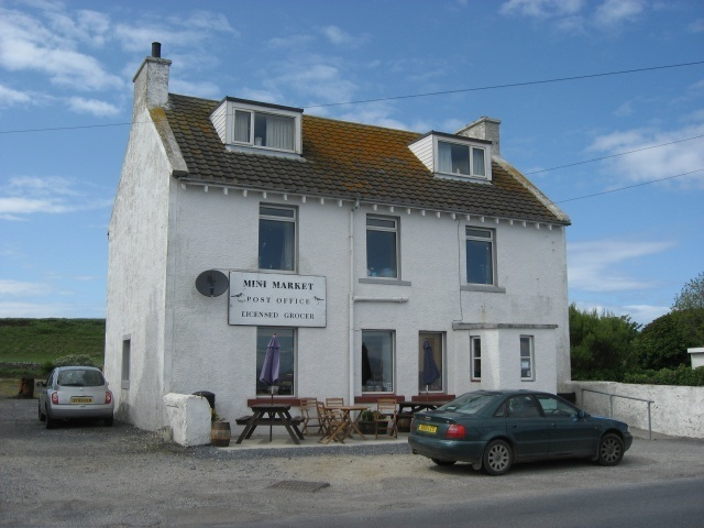 Bruichladdich Post Office