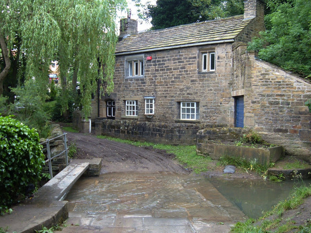 Ford at Beck Foot Cottage