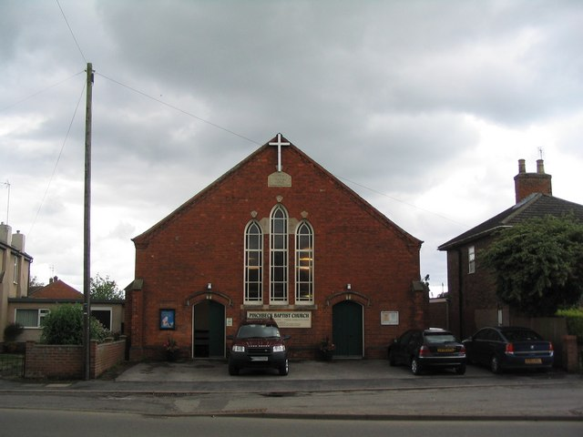 Pinchbeck Baptist Church