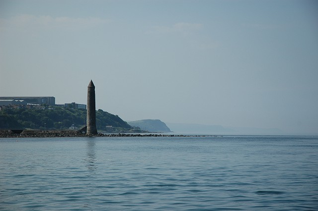 Chaine Memorial Tower, Larne Harbour
