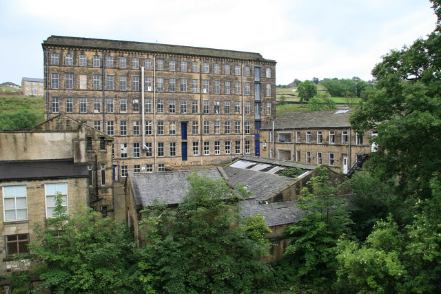 Ebor Mill, Haworth
