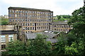 SE0337 : Ebor Mill, Haworth by Chris Allen
