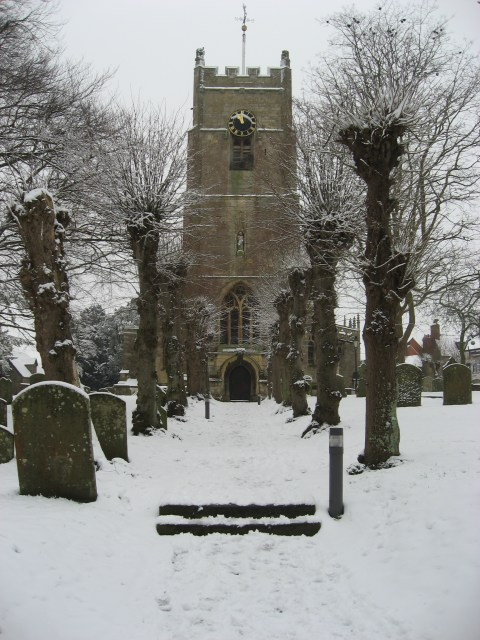 St Michael's Church, Highworth