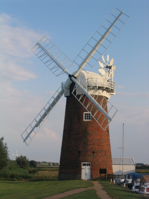 Wind Pump at Horsey Mere