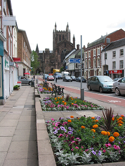 King Street, Hereford