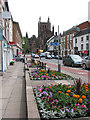 SO5039 : King Street, Hereford by Pauline Eccles
