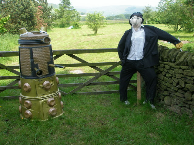 Dr Who and the Dalek