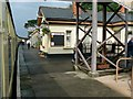 ST0743 : Watchet WSR station, Watchet by Brian Robert Marshall