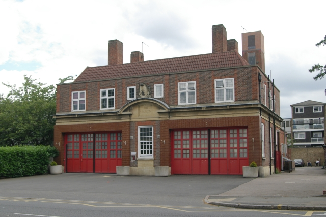 Surbiton fire station