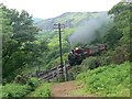 SH6741 : Level crossing on the Ffestiniog Railway by Wim Kegel