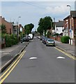 SK6106 : Edgehill Road, Leicester by Mat Fascione